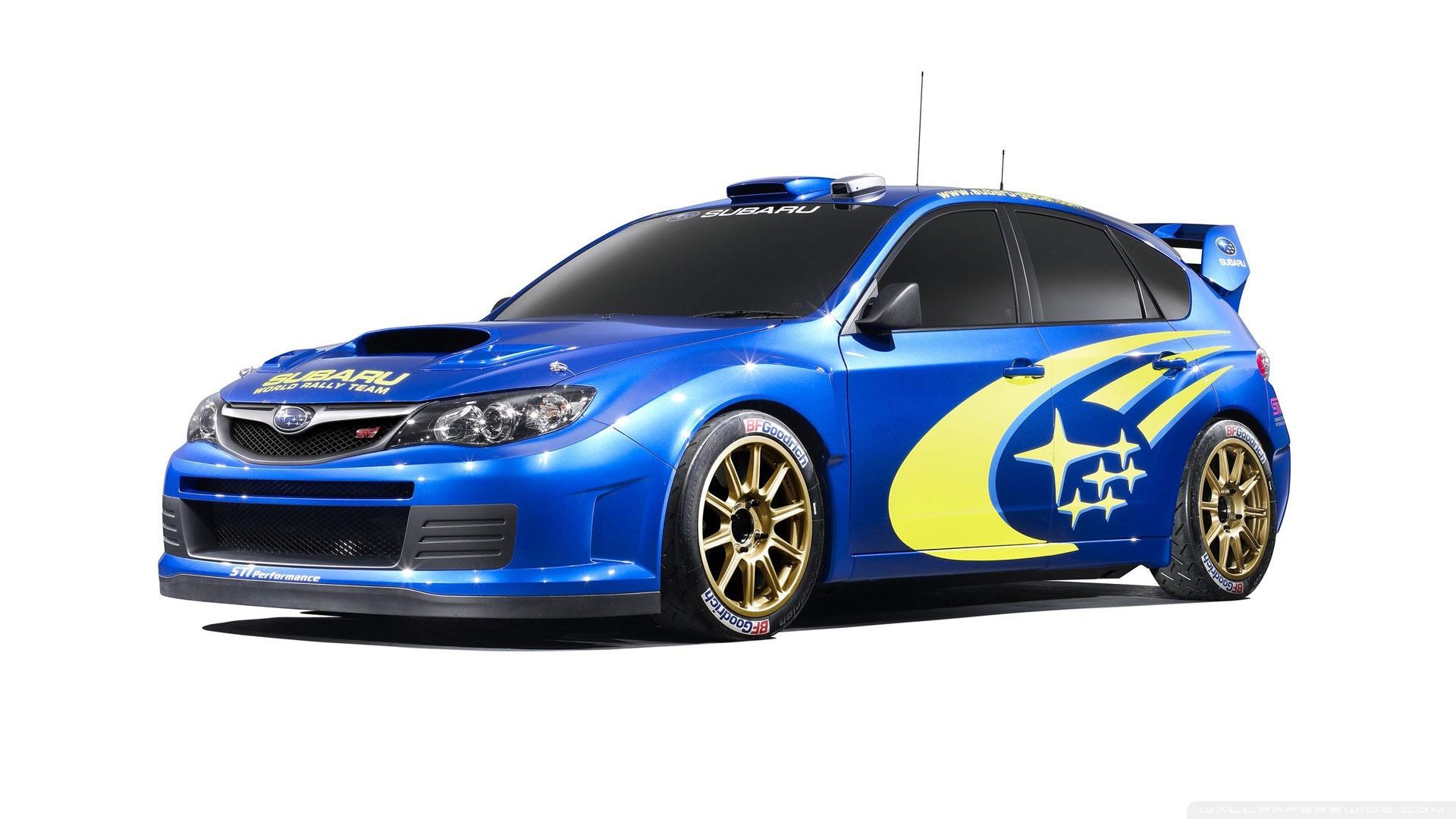 Субару, авто ралли, скачать фото, rally car SUBARU