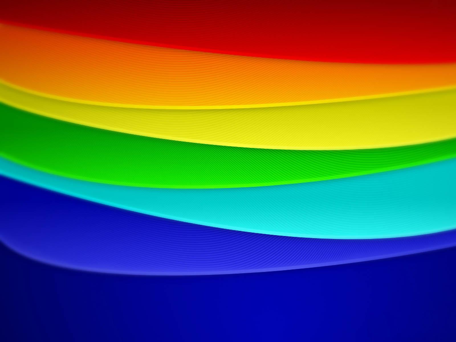 радуга, скачать фото, обои для рабочего стола, rainbow wallpaper