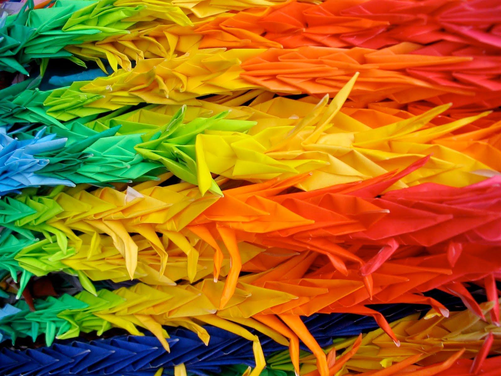 радужные лоскутки ткани, скачать фото. обои для рабочего стола, радуга