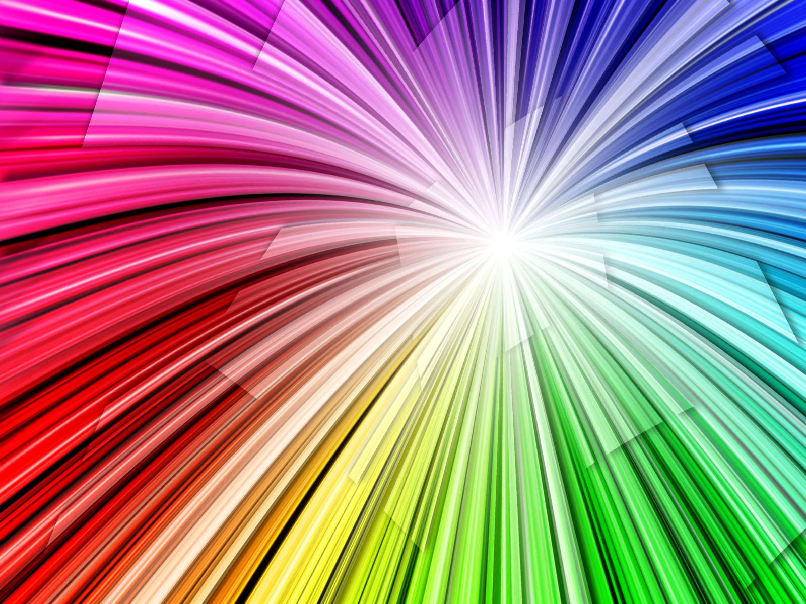 вщрыв всех цветов рвдуги, фото, обои на рабочий стол