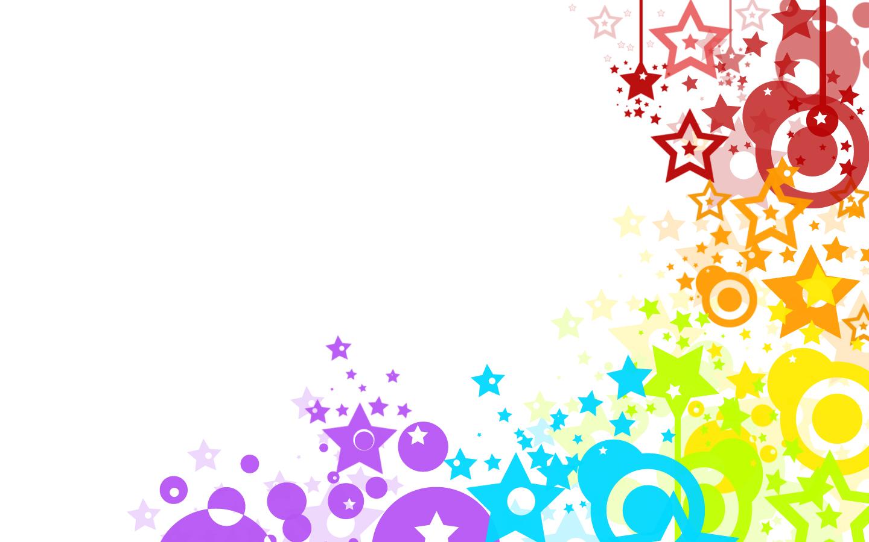 звездочкм, радуга, скачать фото, обои на рабочий стол