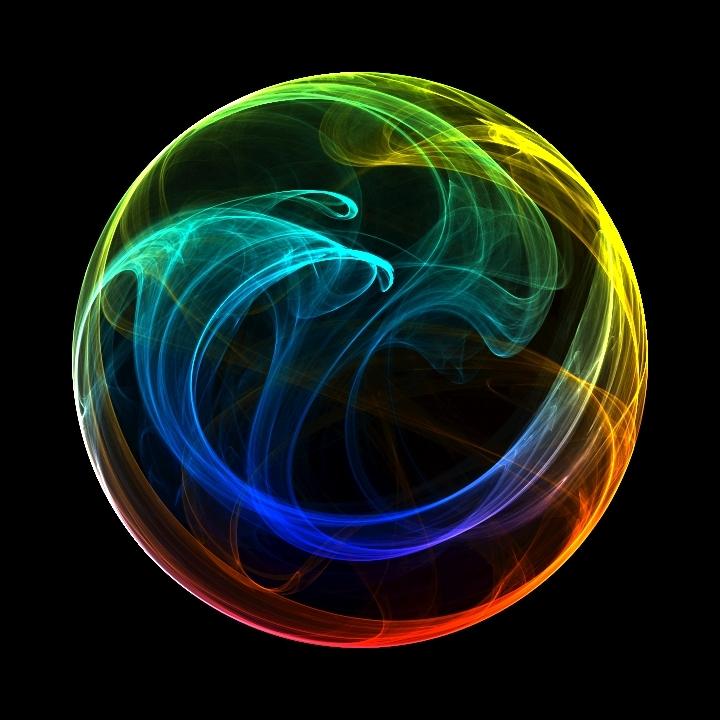 мыльный пузырь, радуга, отражение, скачать фото, обои для рабочего стола, rainbow