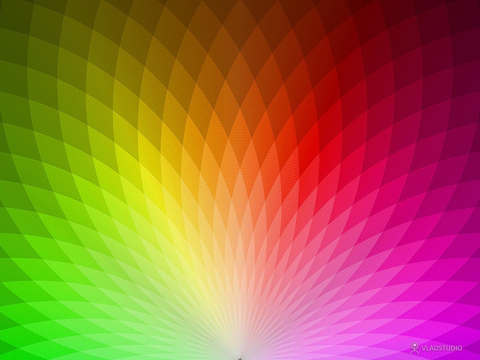 спектр цвтов радуги, фото, рисунок, обои на рабочий стол, скачать бесплатно