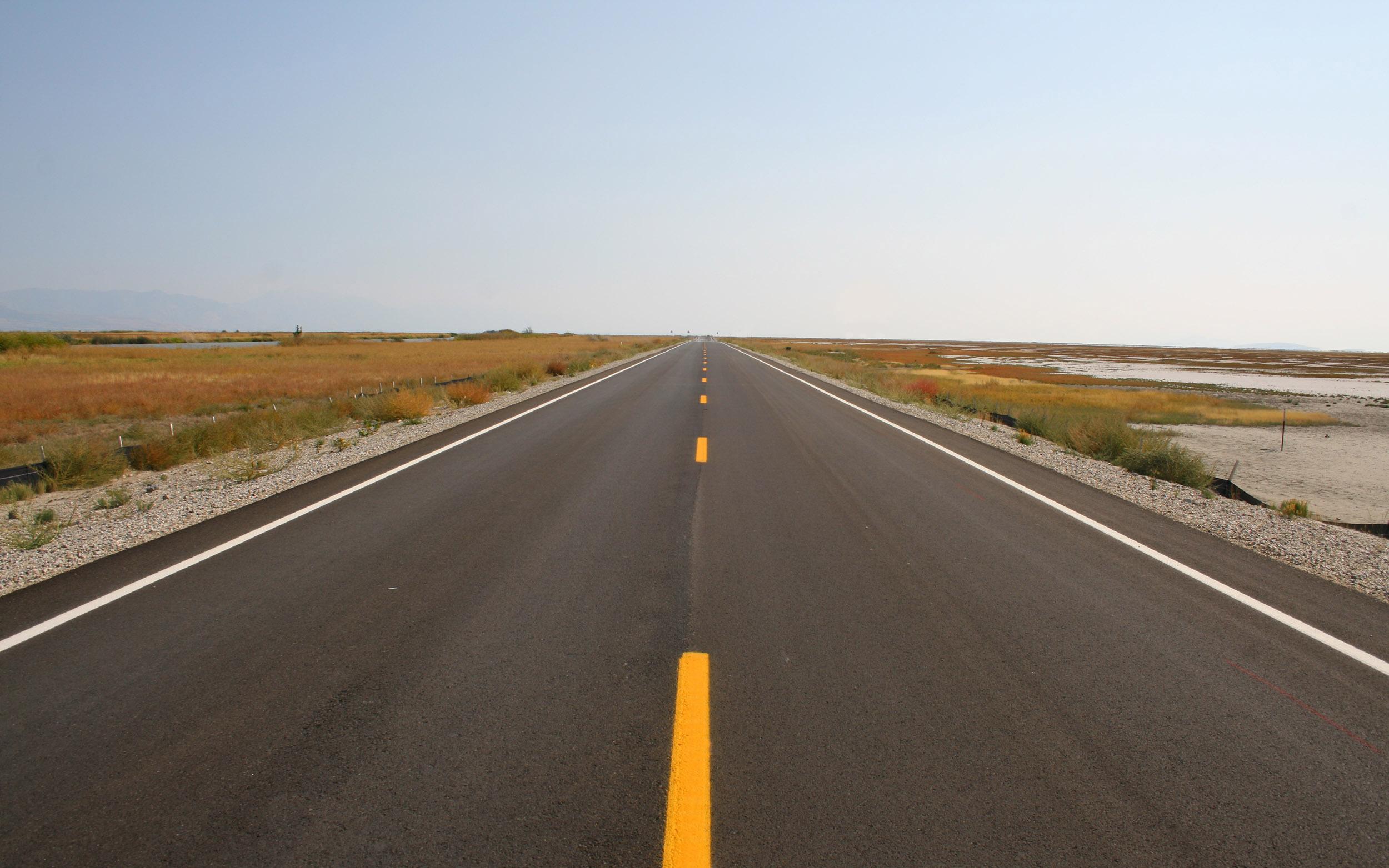 прямая дорога, асфальт, шоссе, скачать фото, обои для рабочего стола