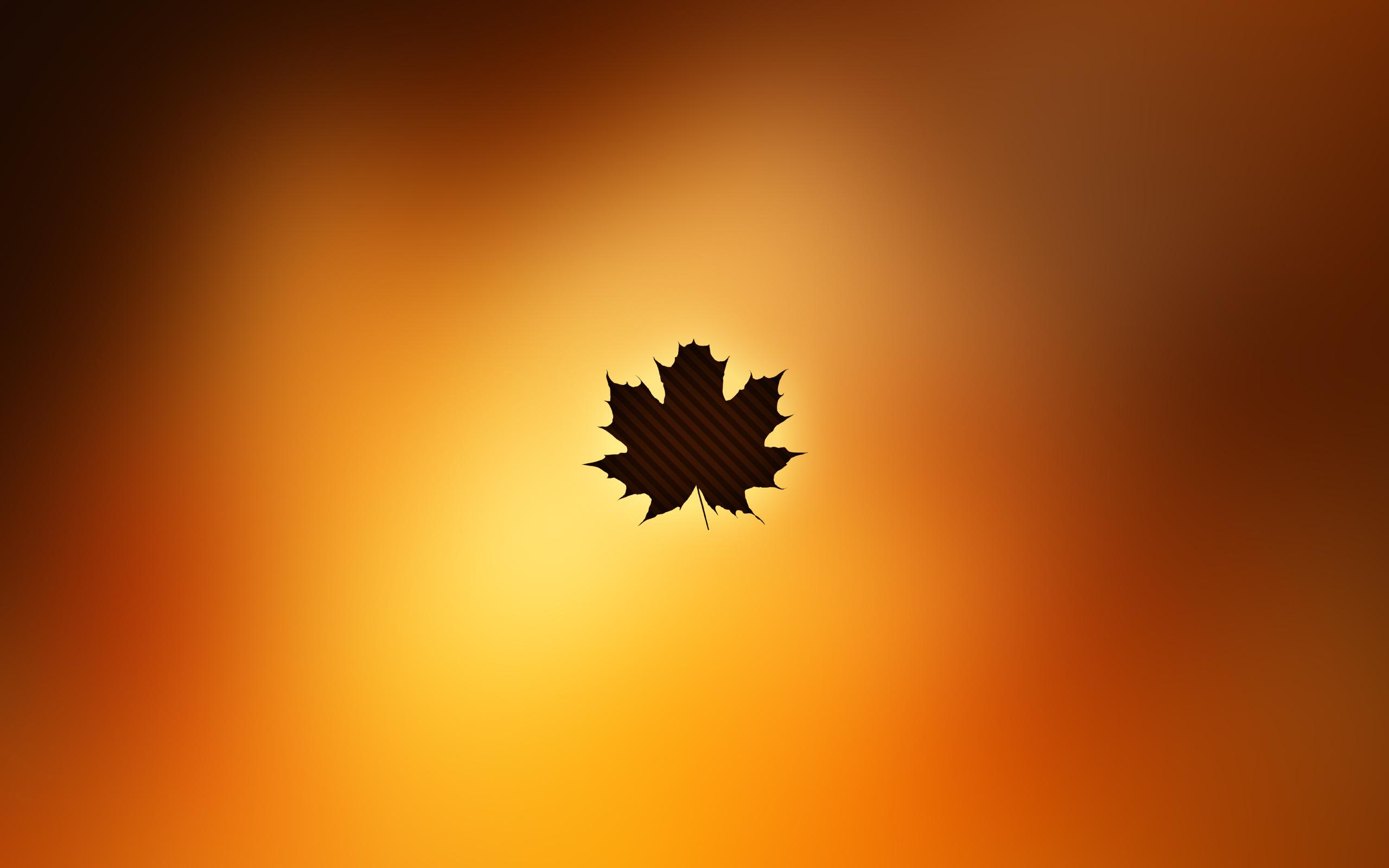 autumn wallpaper, кленовый лист, обои для рабочего стола, осень