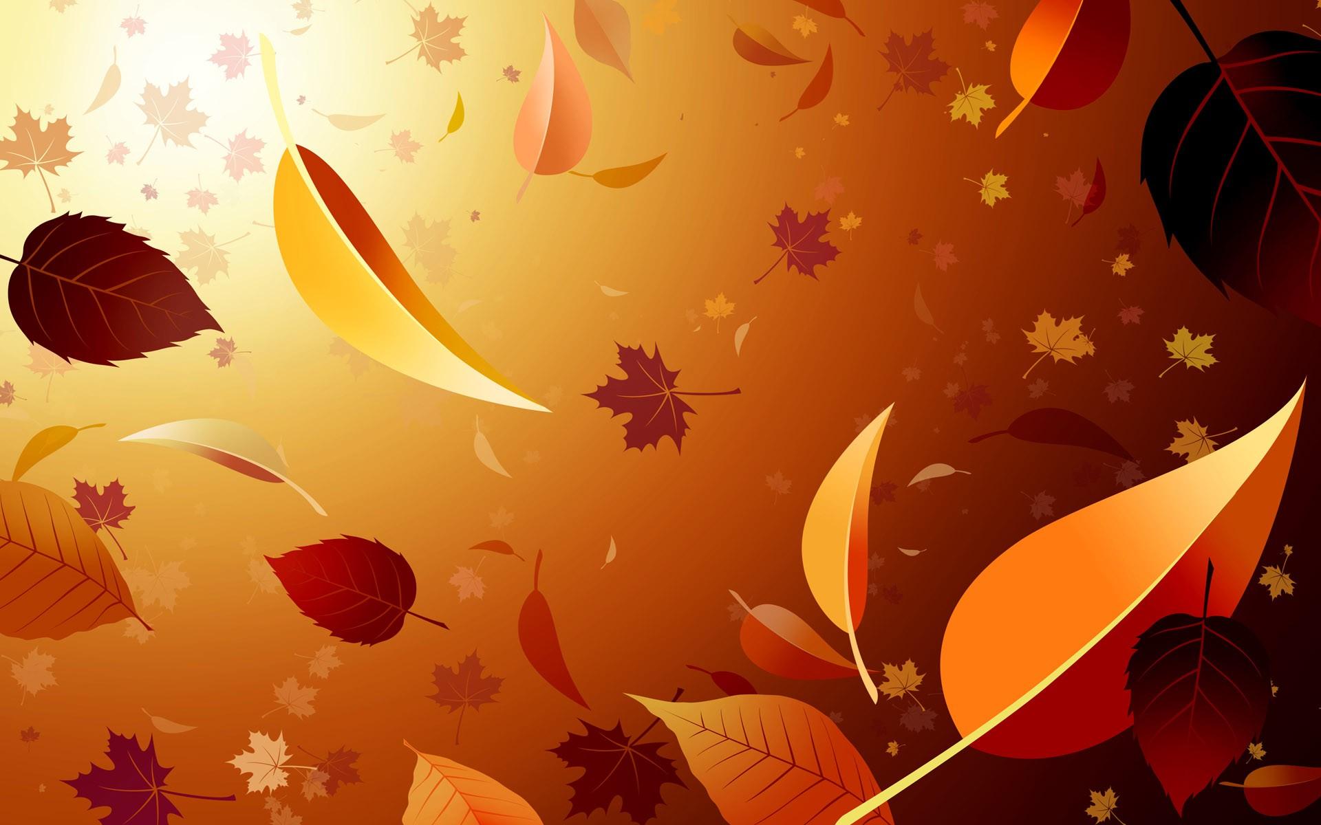 листопад, осень, скачать фото, обои для рабочего стола, листья