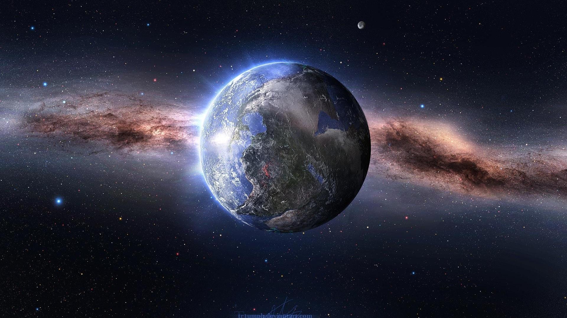 планета в космосе, скачать фото, космос