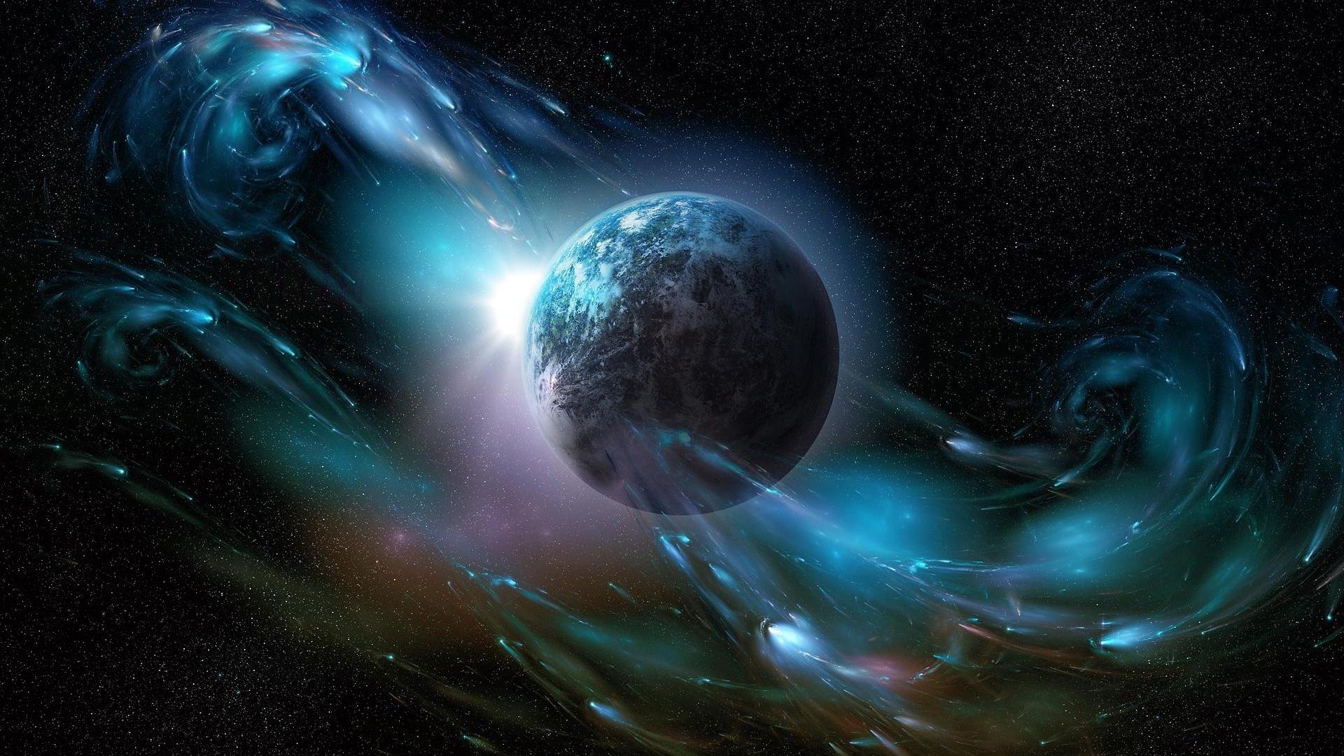 космос, планеты, скачать фото