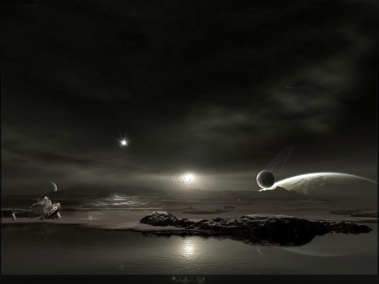 dark space wallpaper, скачать фото, темные обои, космос