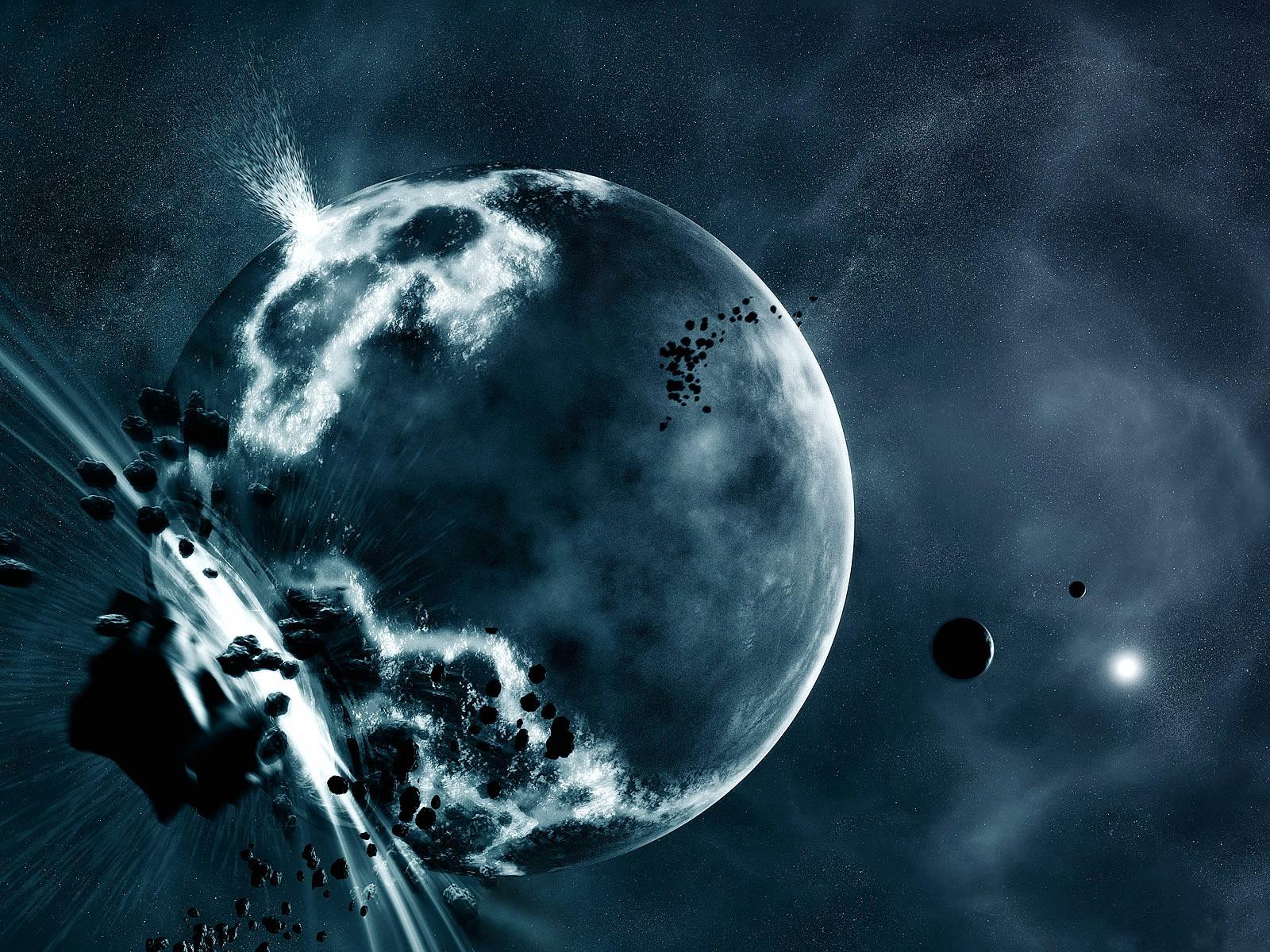 космос, планета, обои на рабочий стол