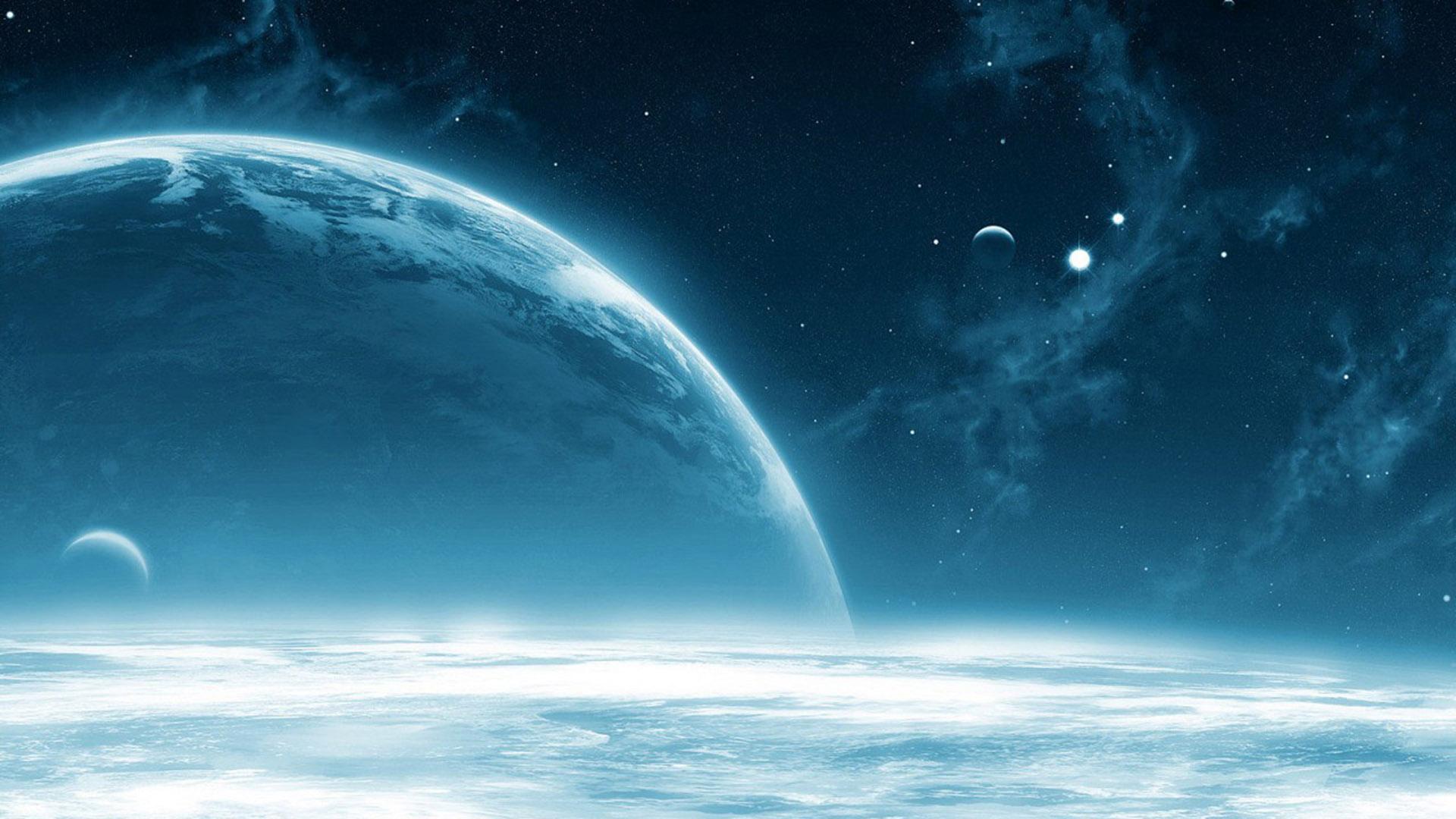 луна, небо, космос