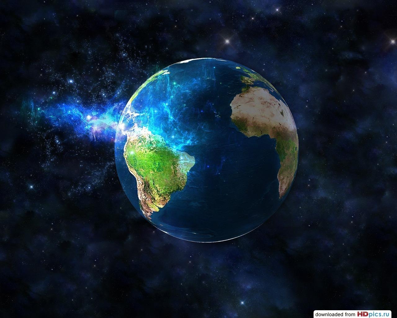 земля, космос, скачать фото, обои на рабочий стол