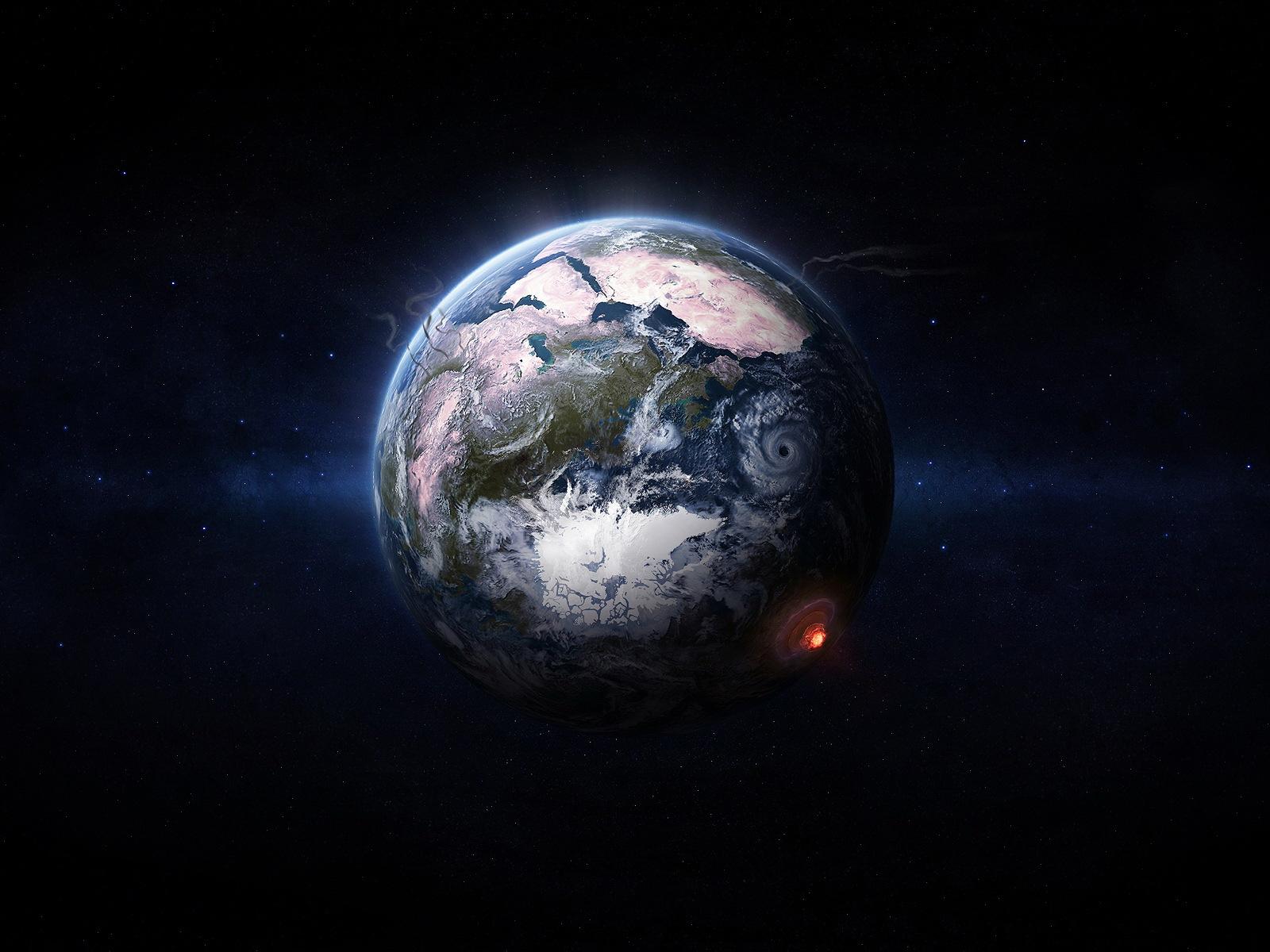 планета в космосе, скачать фото, space