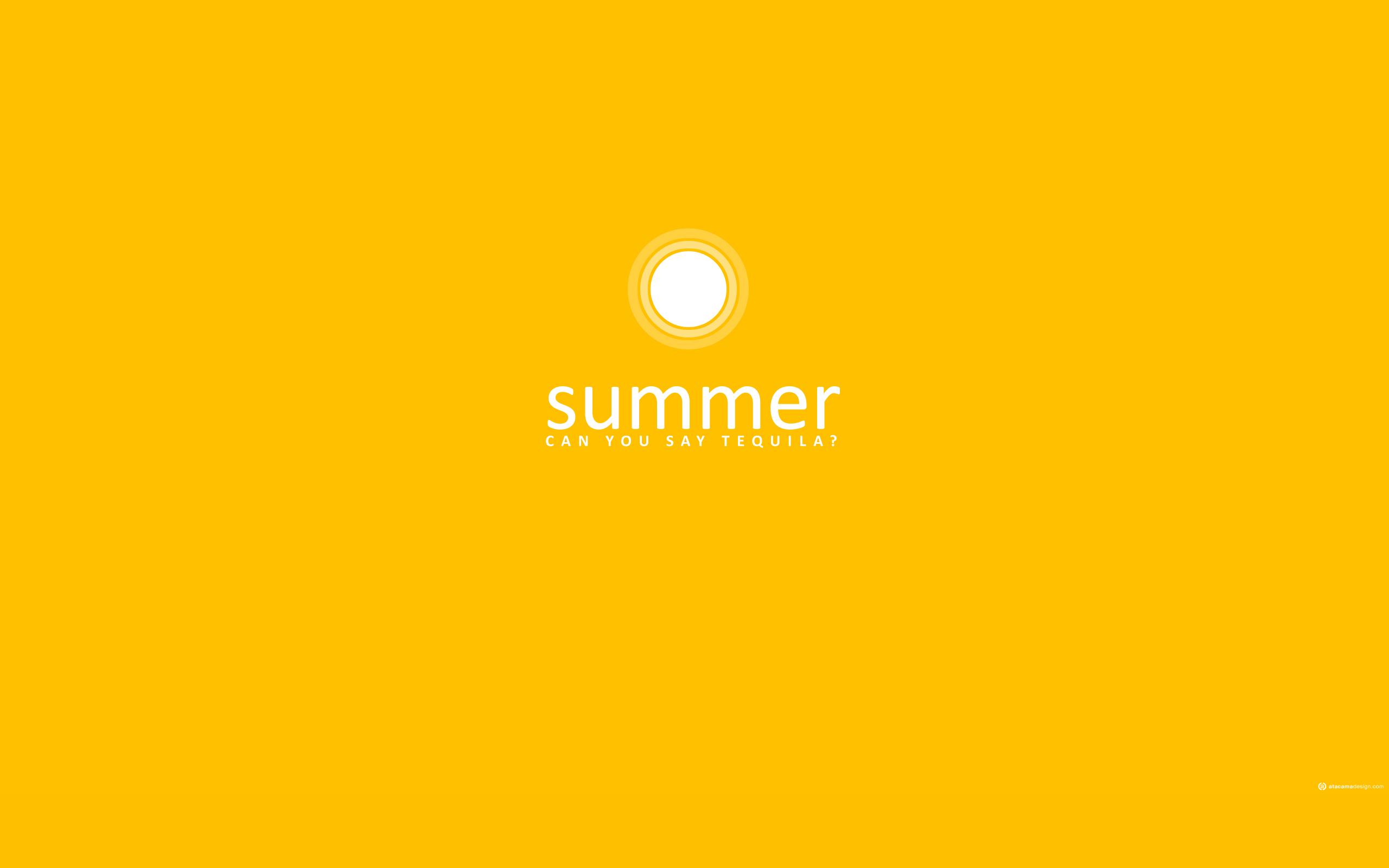 yellow summer wallpaper, скачать фото, обои для рабочего стола