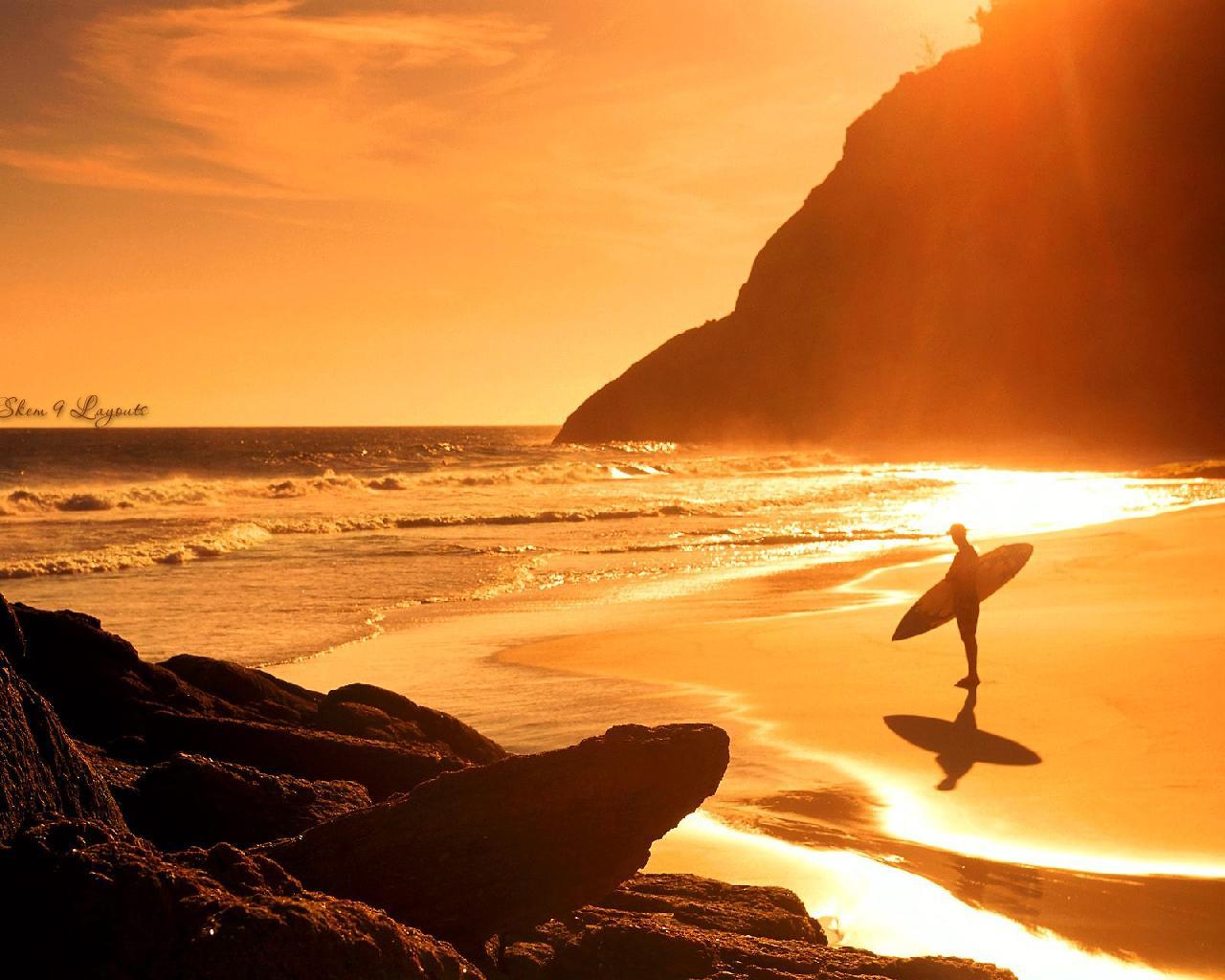 лето, море, песок, пляж, скачать фото