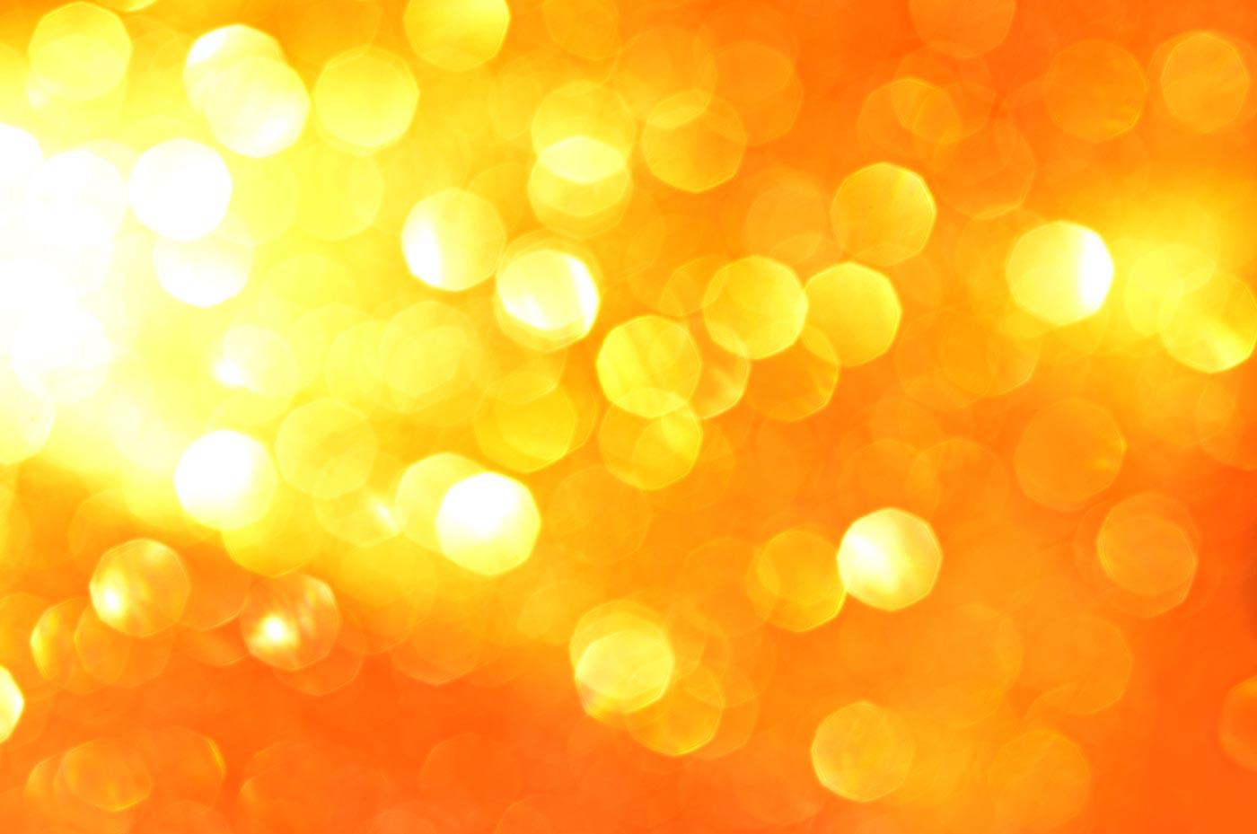 оранжевые обои для рабочего стола, лето, солнечный свет, скачать фото