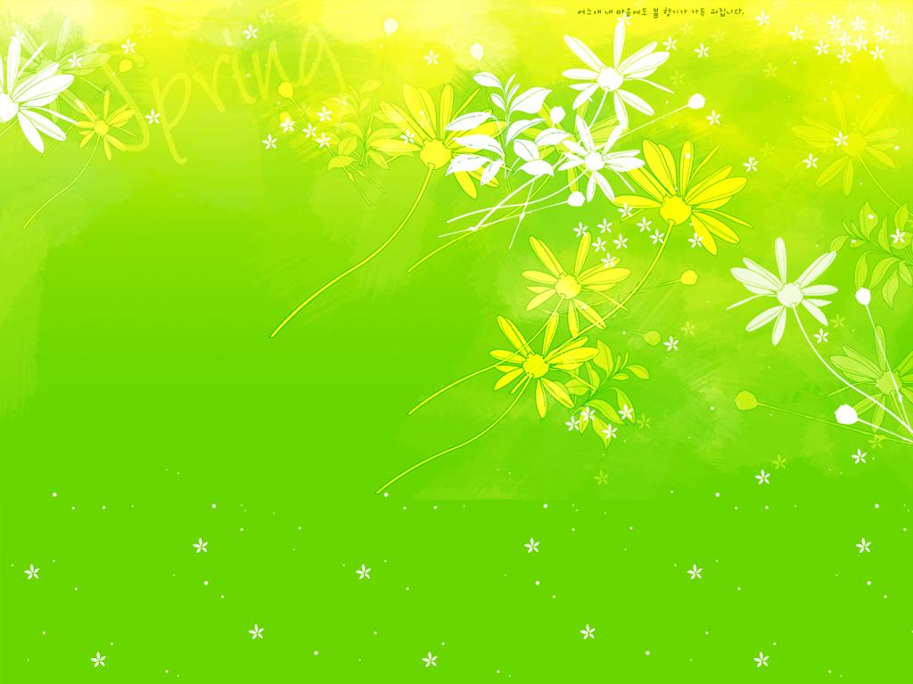 spring wallpaper, скачать фото, обои для рабочего стола, весна, green