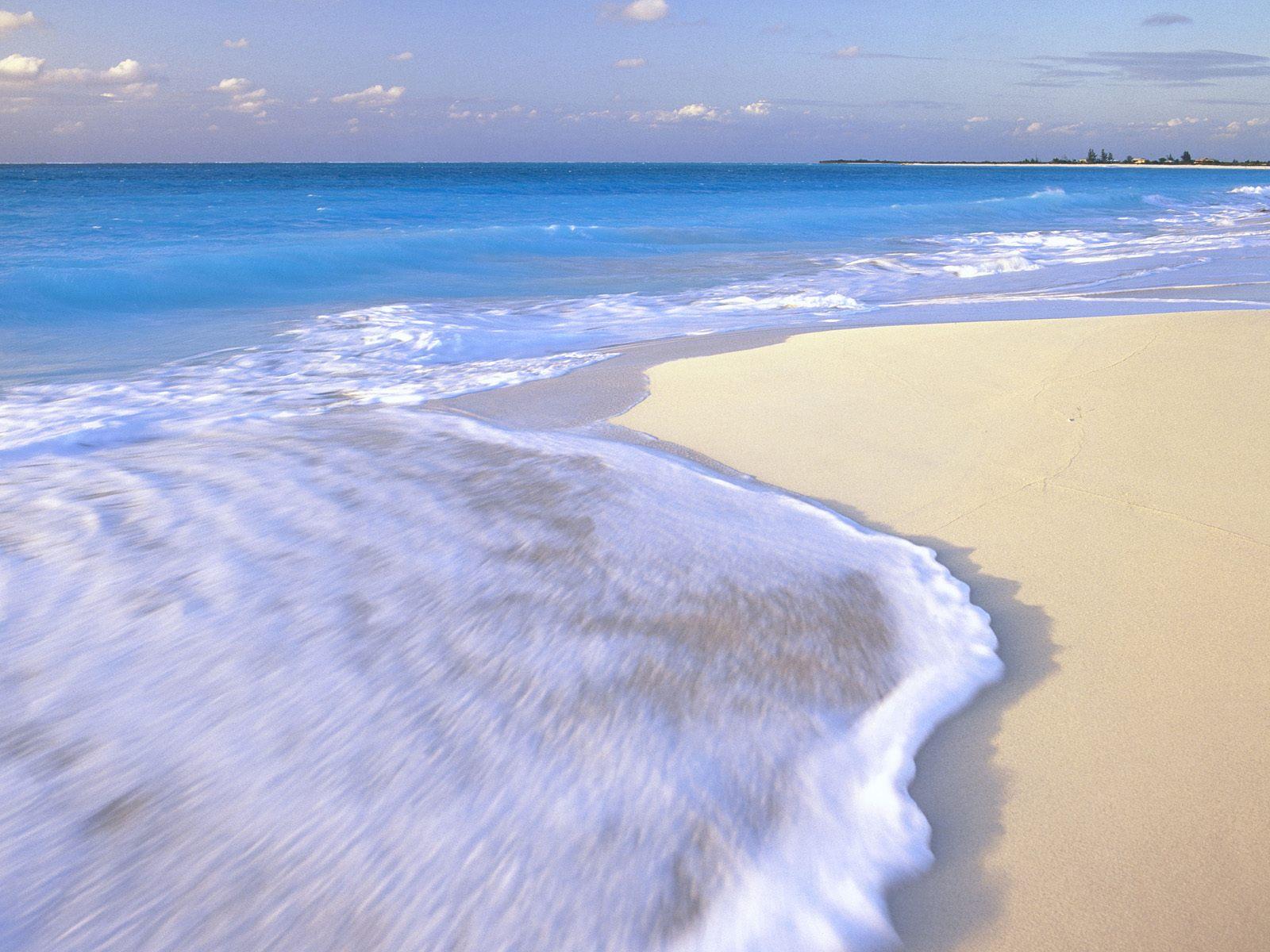 морская волна, скачать фото, море, песок, пляж, обои на рабочий стол