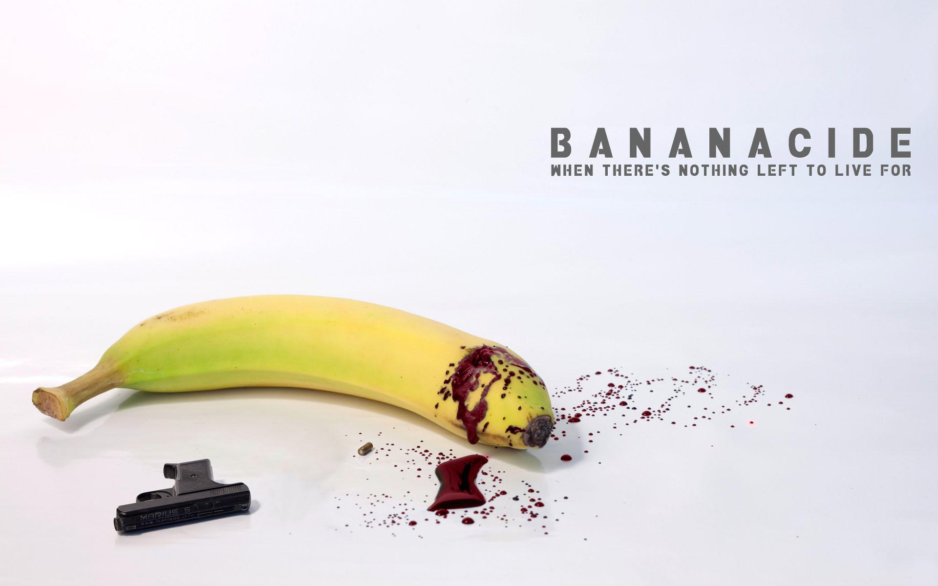 обои на рабочий стол, банан, скачать фото