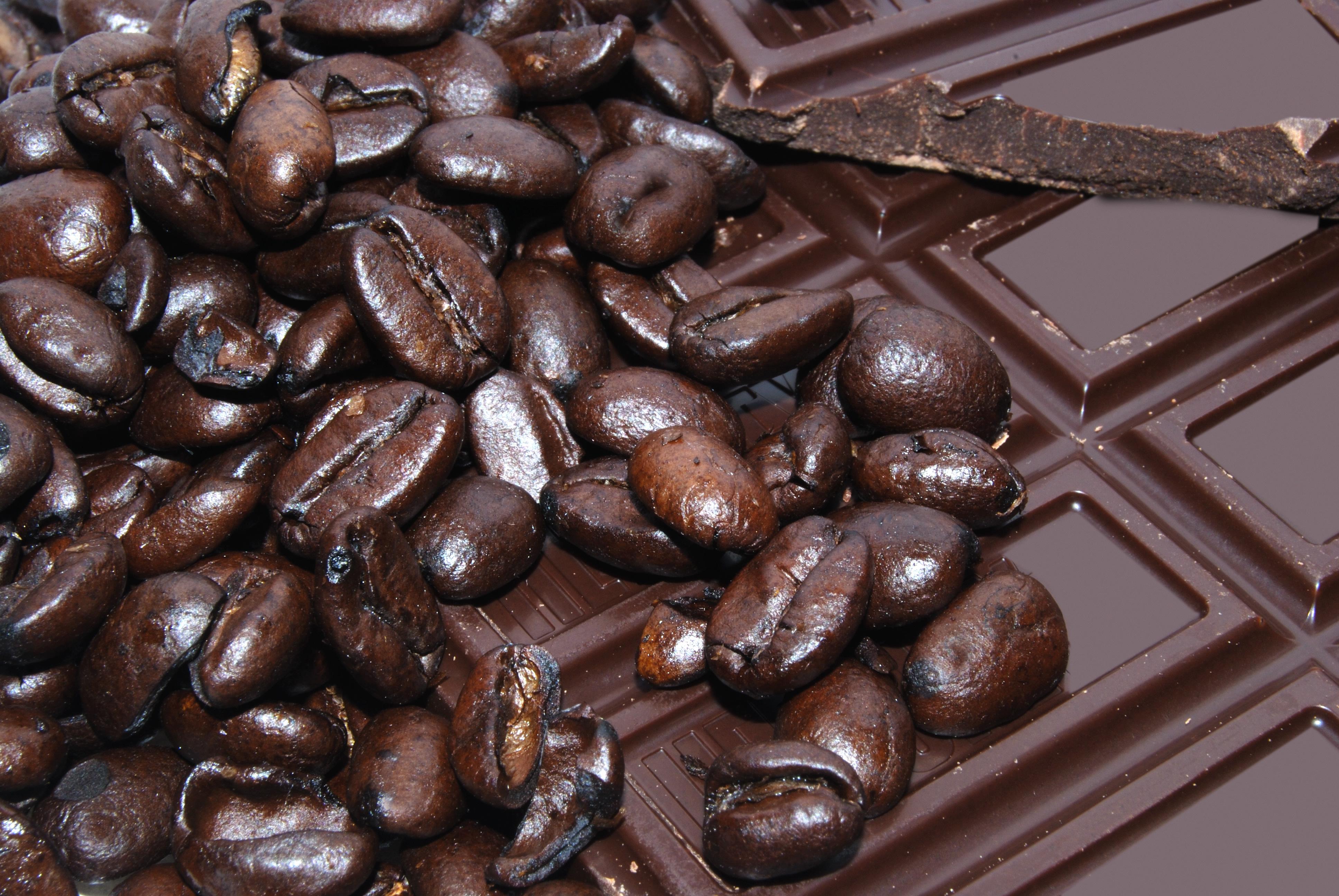 coffee, chocolate, скачать фото, обои для рабочего стола