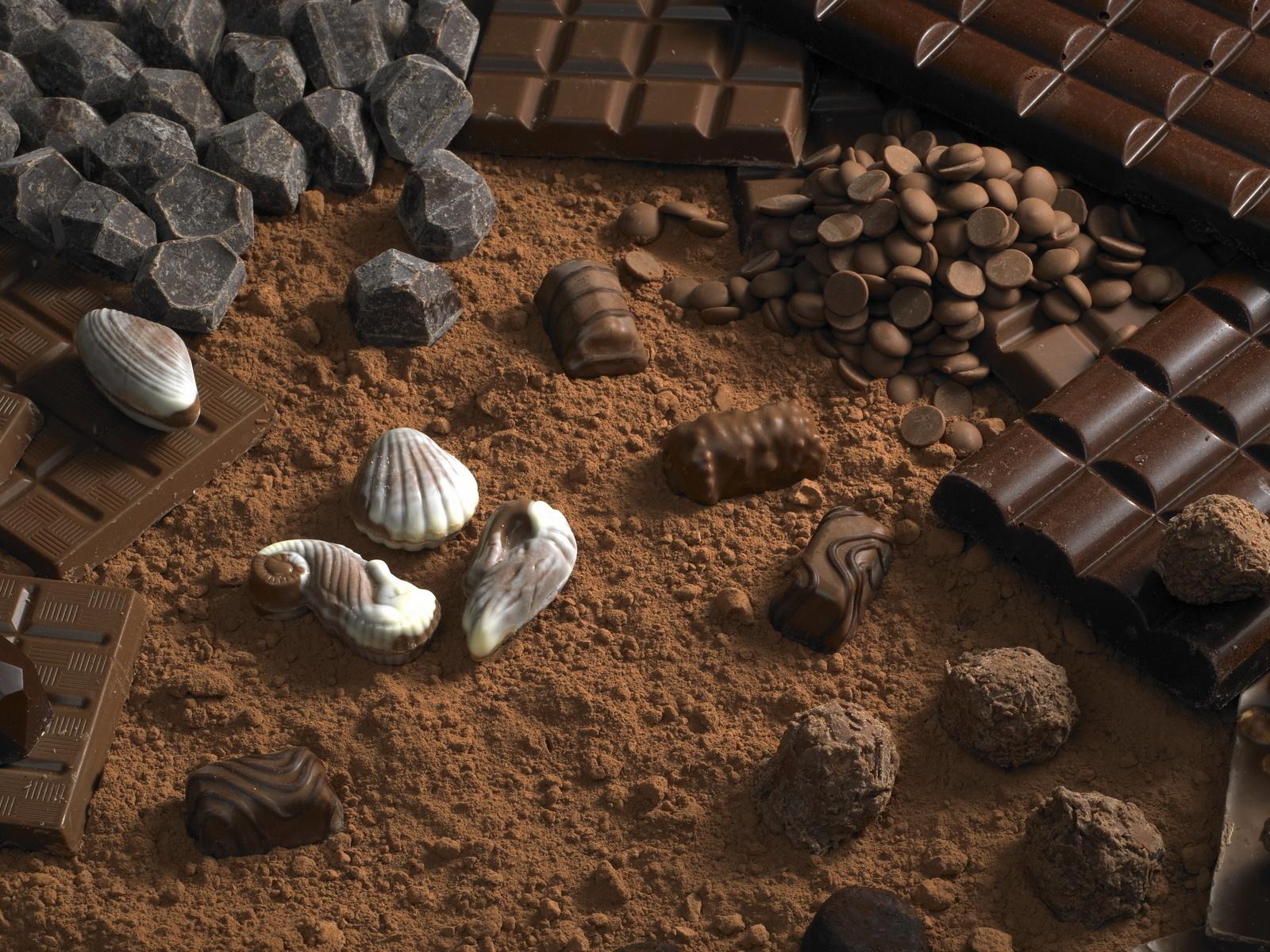 шоколадные обои, chocolate wallpapers, скачать фото