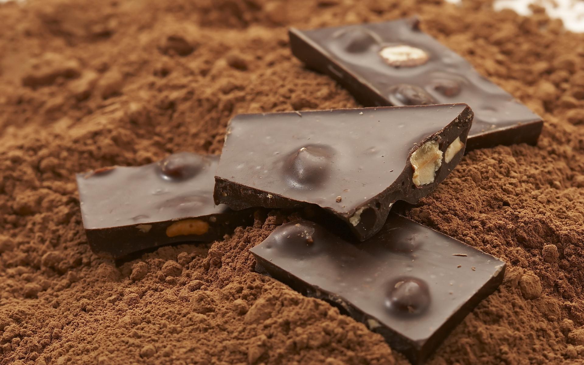плитка шоколада, шоколад, chocolate bar, texture, wallpaper, скачать фото, обои для рабочего стола