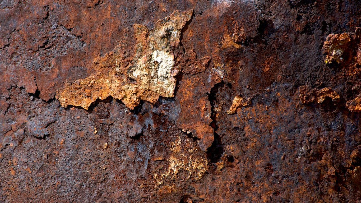 ржавый метал, железо, скачать фото обои на рабочий стол, old metall background wallapper