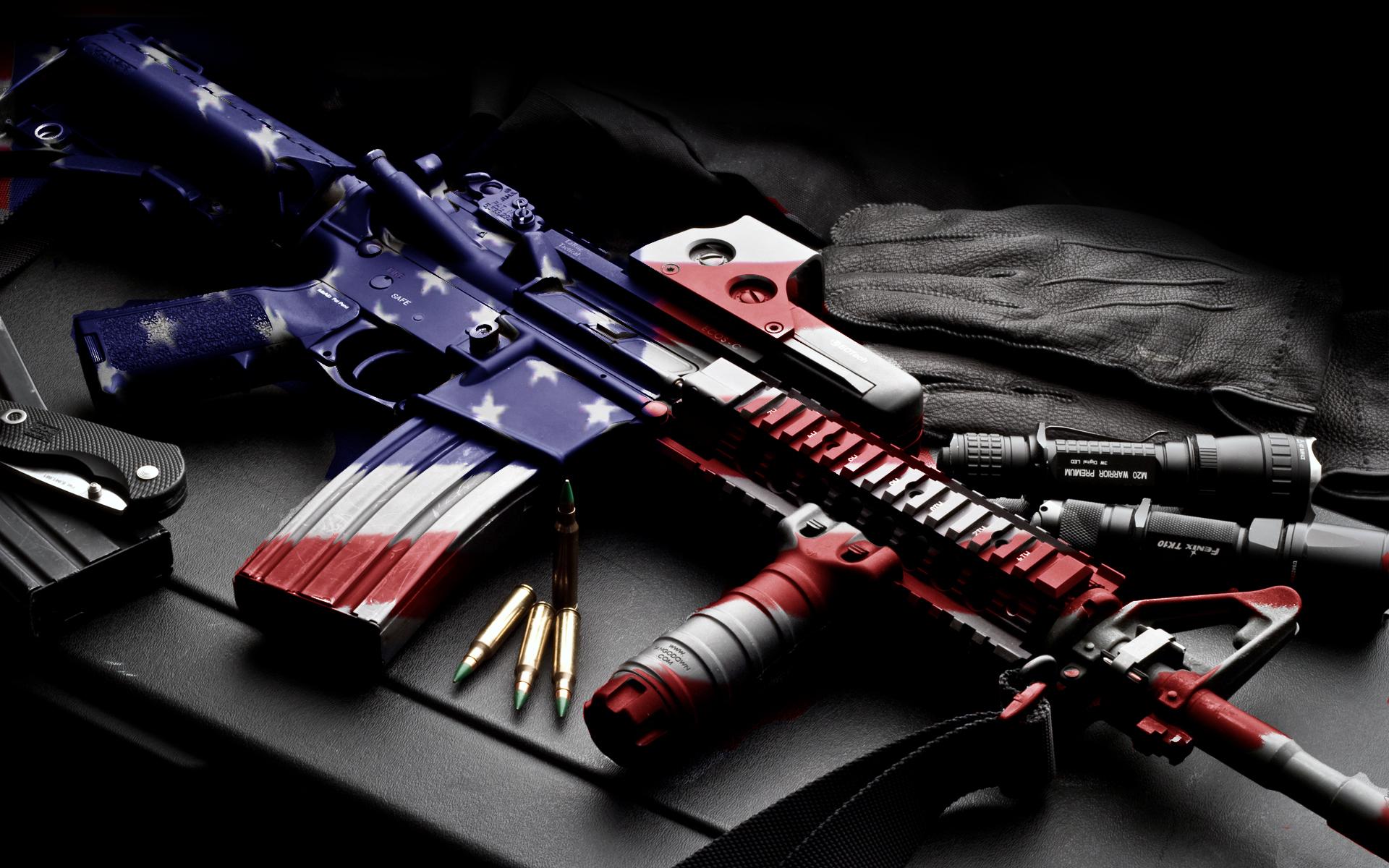 оружие обои на рабочий стол большие № 338172 загрузить