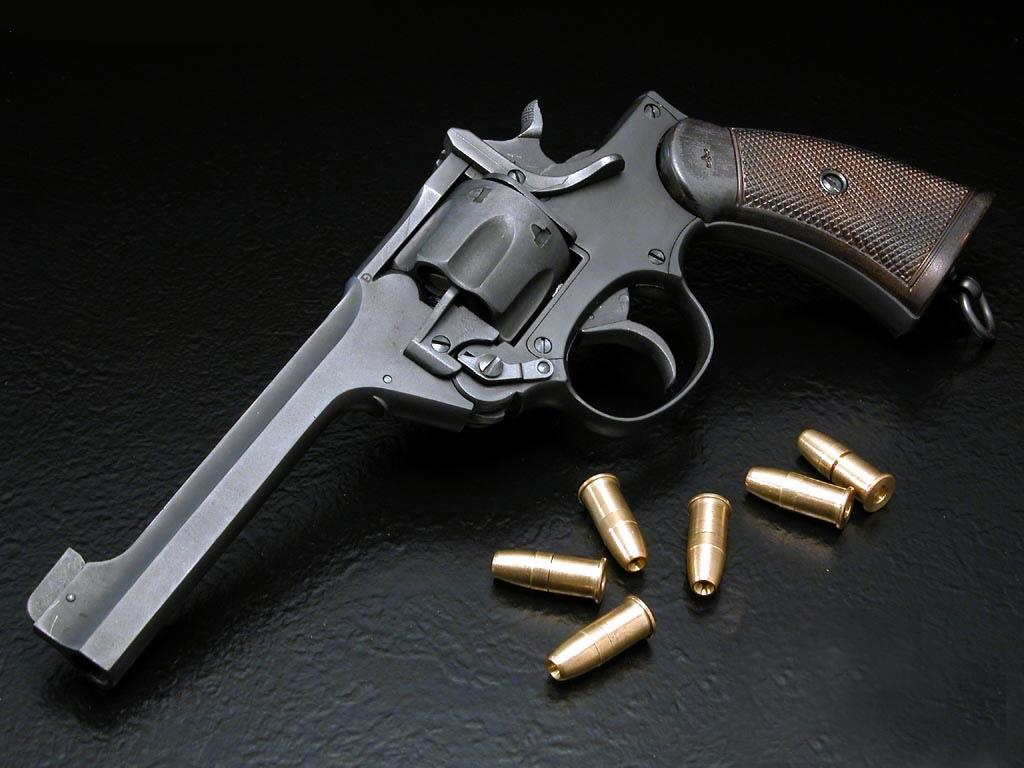револвер, скачать фото, обои на рабочий стол, hand gun wallpaper, weapon