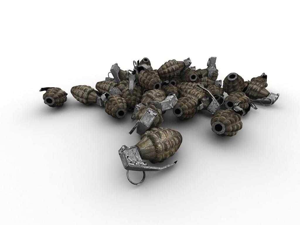 hand grenades wallpaper, скачать фото, обои для рабочего стола, ручные гранаты