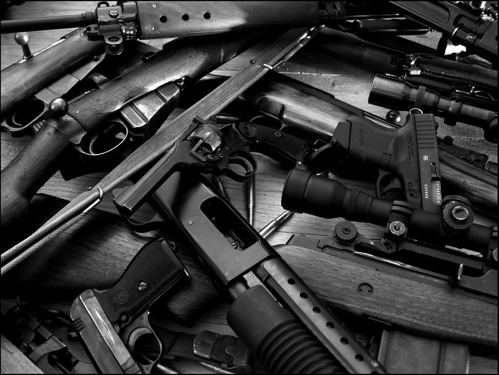 weapons guns wallpapers, скачать фото, обои для рабочего стола, оружие