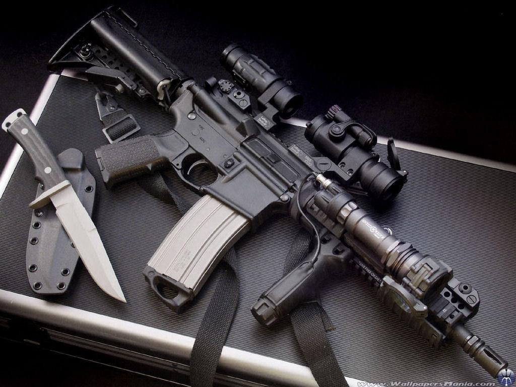 Карабин m4a1 винтовка скачать фото weapon