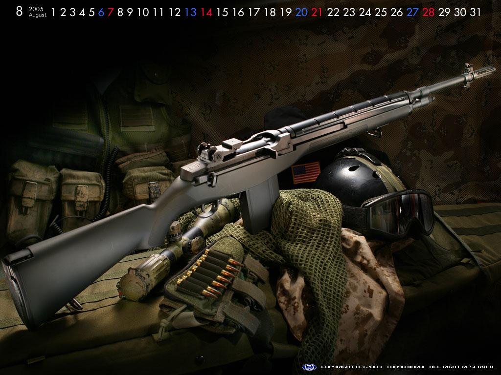М-14, автоматическая винтовка, M-14, weapon wallpaper, скачать фото, оружие