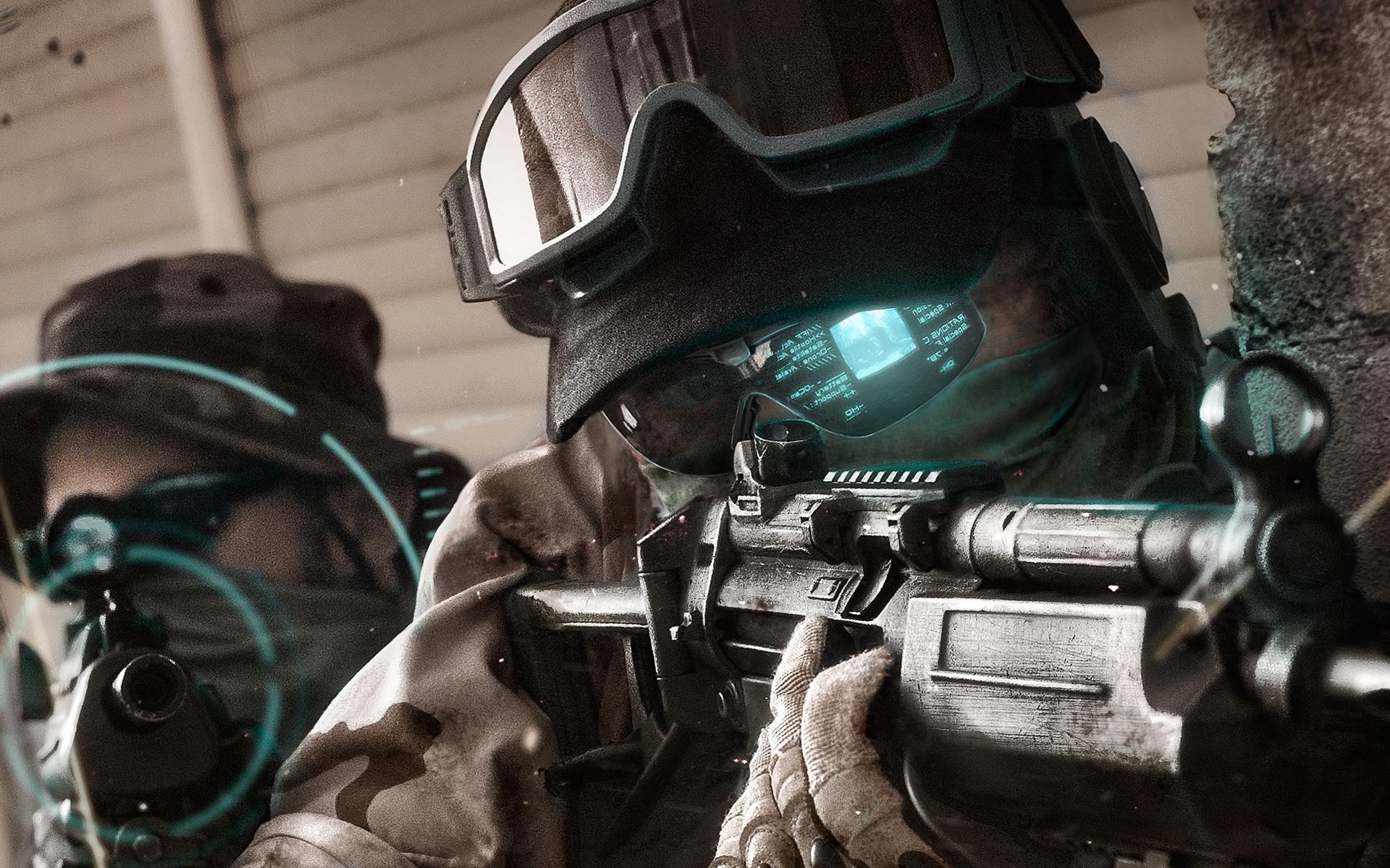 Кибер солдат, скачать фото, обои для рабочего стола, cyber future soldat wallpaper, солдат будущего, фантастика