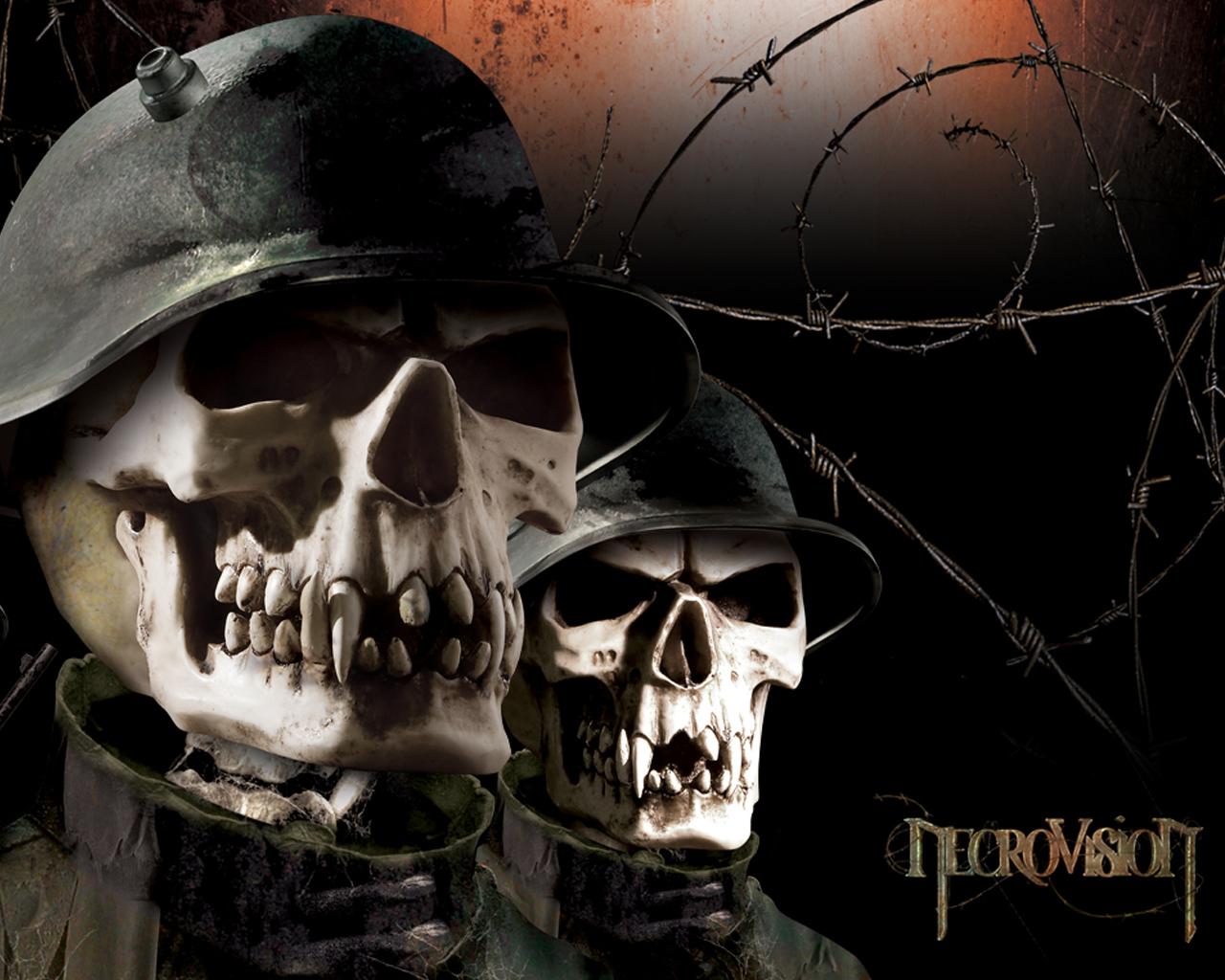 череп и колючая проволка, война, war wallpaper, soldier, обои для рабочего стола