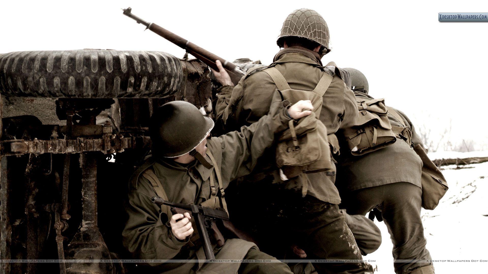 Американские солдаты, вторая мировая, US soldiers wallpapers, обои для рабочего стола