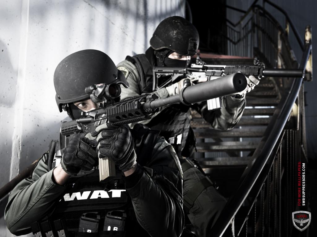 Swat wallpaper, обои для рабочего стола, СВАТ, police