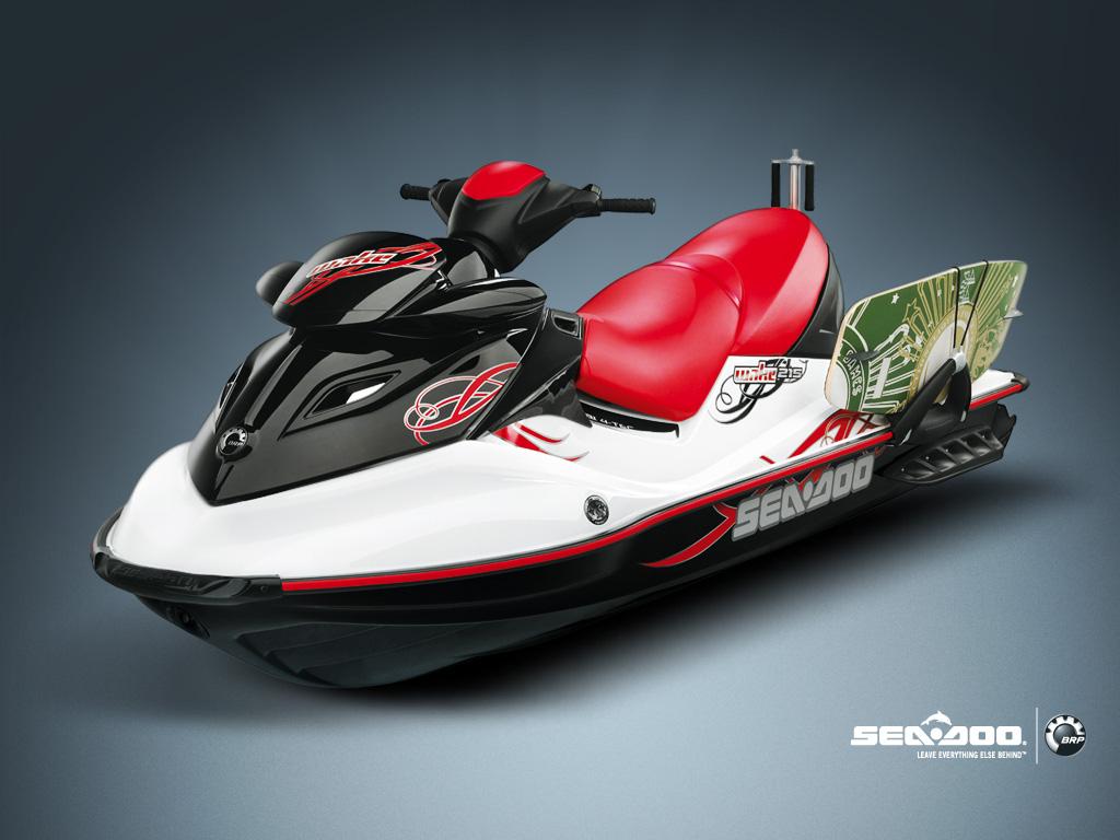 Водный мотоцикл, фото, обои