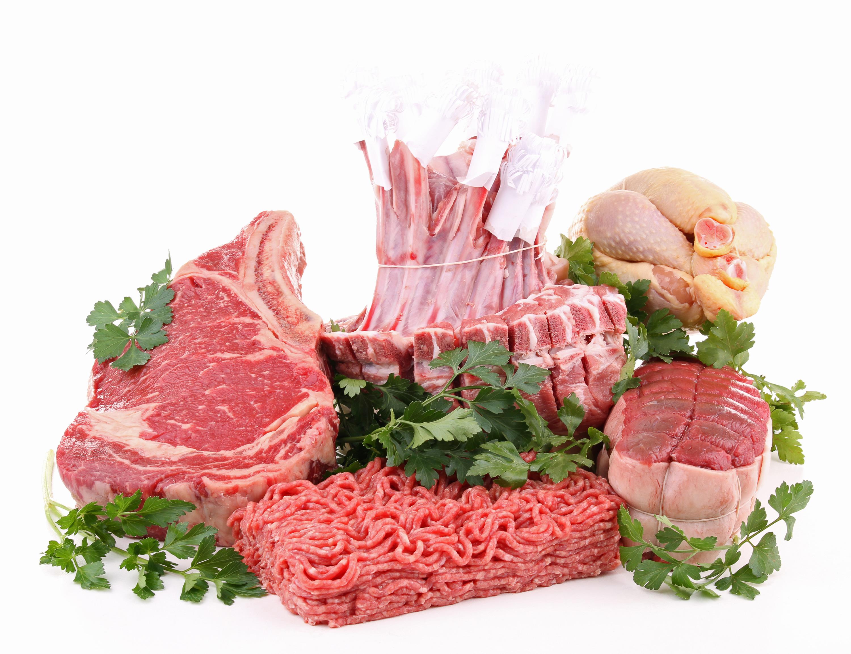 Свежее мясо и фарш, фото, скачать, бесплатно, приправы, обои на рабочий стол