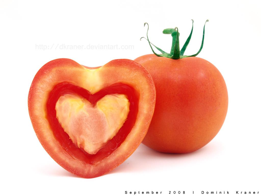 помидор, сердце, сорт помидоров, томат, фото