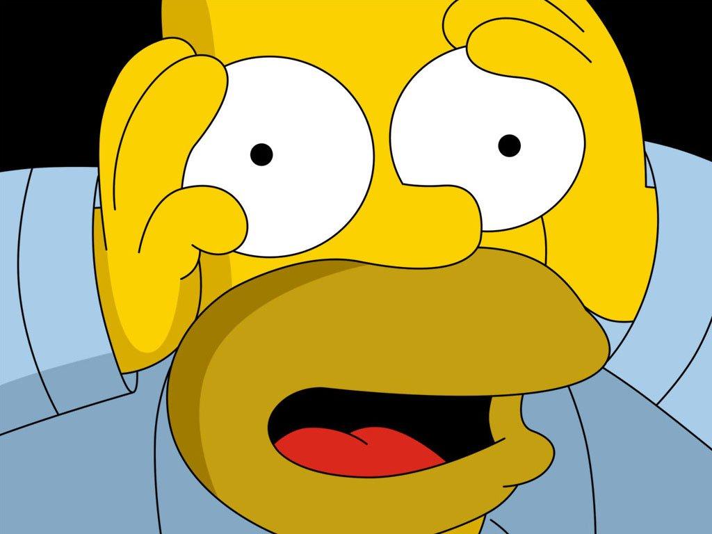 Homer Simpson, Гомер Симпсон, Simpsons, wallpapers, обои для рабочего стола, Симпсоны, скачать фото